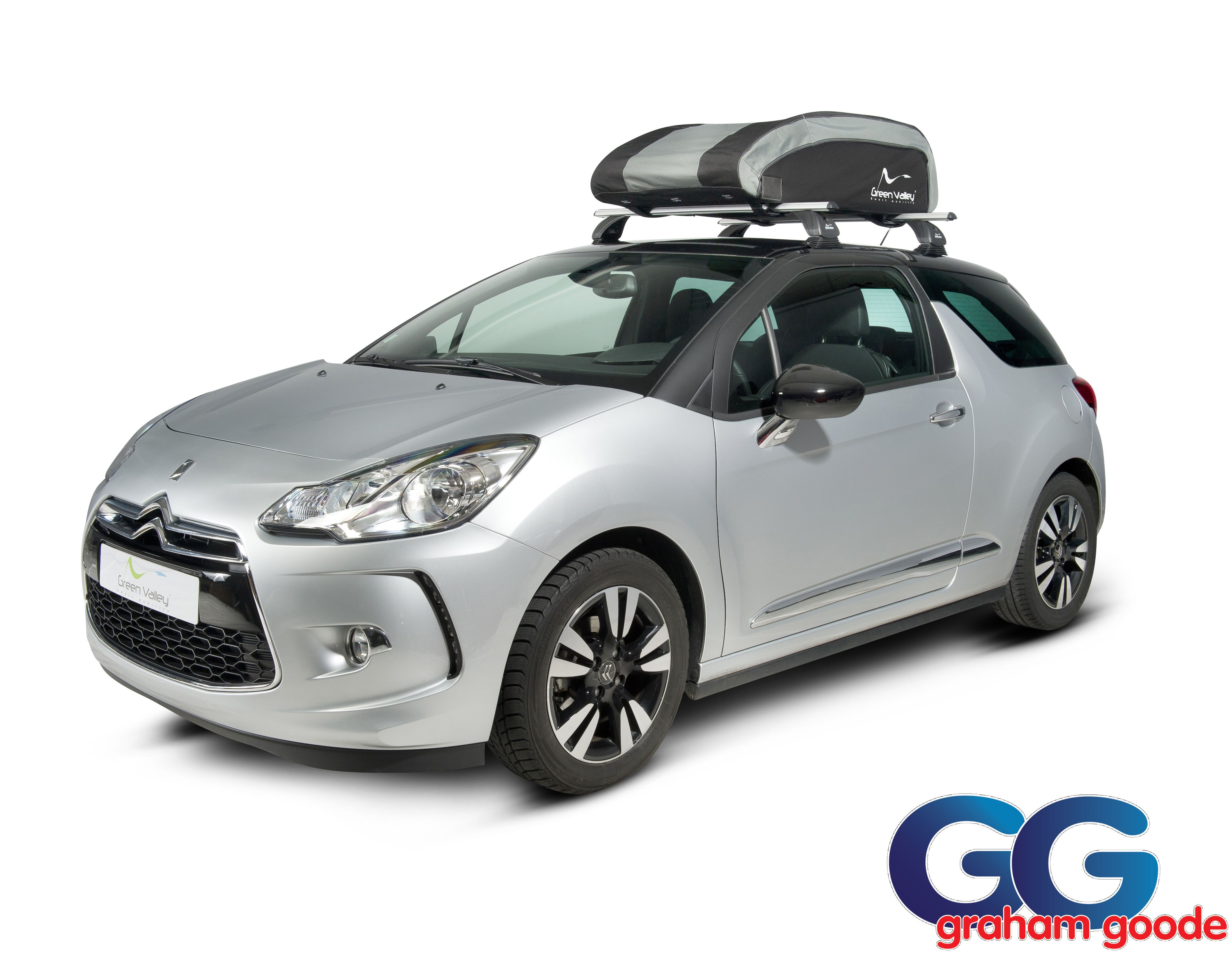 Car Roof Box Cargo Bag 220 Litres Luggage Soft Foldable