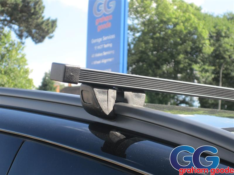 Roof Rack Rail Bars Amp 415l Car Roof Box Zafira Tourer 2012